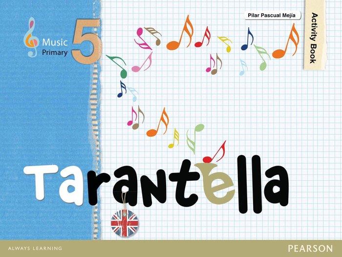 Tarantella 5ºep cuaderno bilinguismo 13