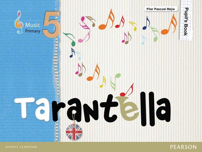 Tarantella 5ºep libro bilingue 13