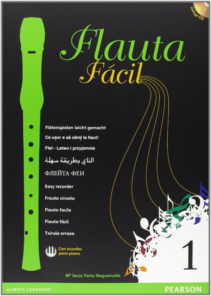Flauta facil 1 libro