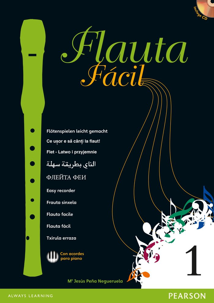 Flauta facil 1+flauta 06 ep 2ºciclo primaria