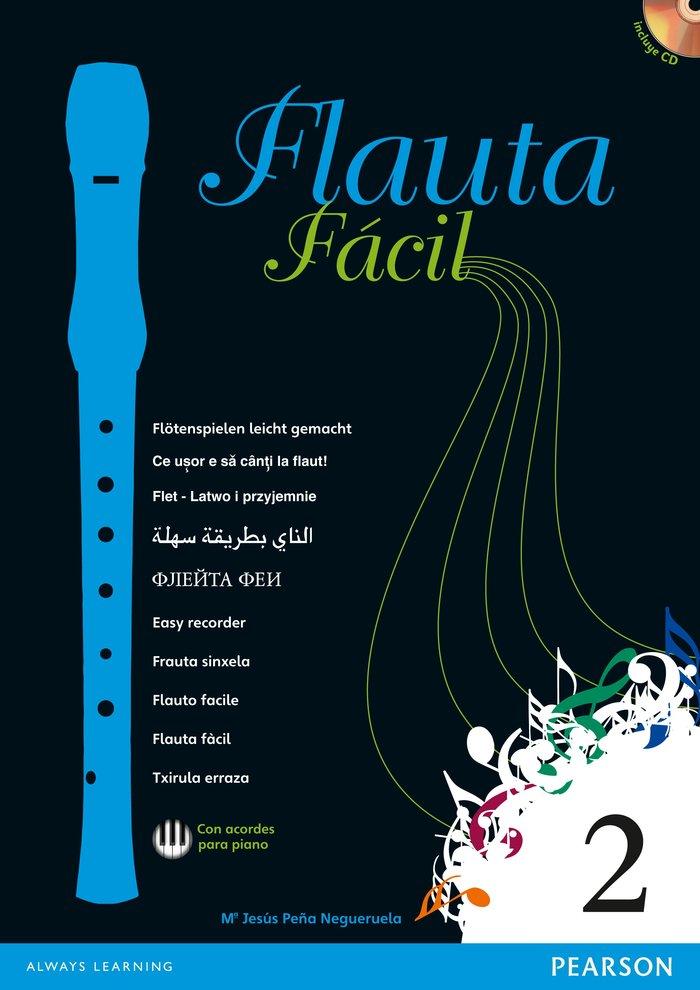 Flauta facil 2 ep+cd 13