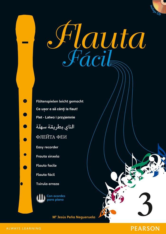 Flauta facil 3 ep+cd 13