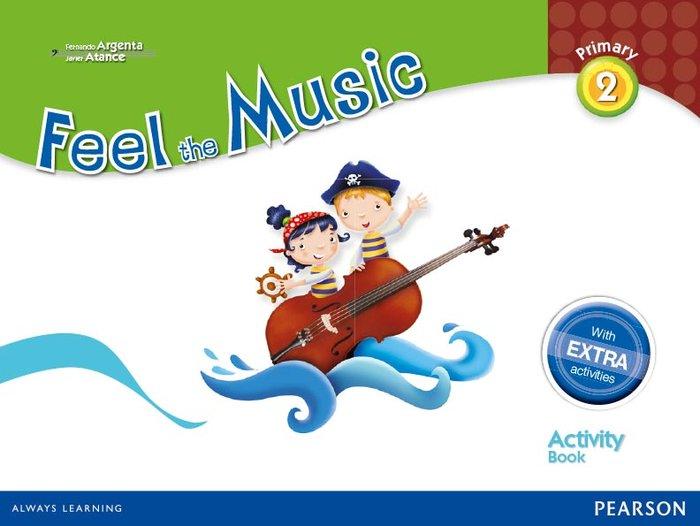 Feel the music 2ºep wb 15 pack