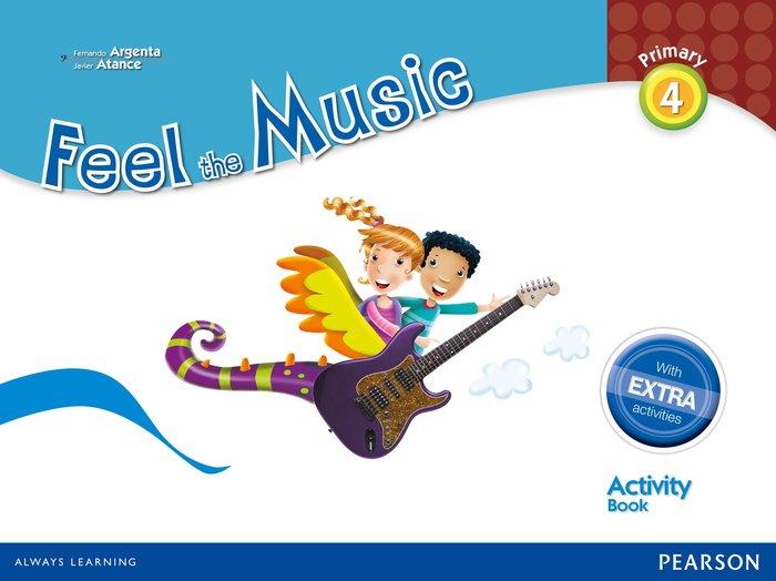 Feel the music 4ºep wb 15 pack