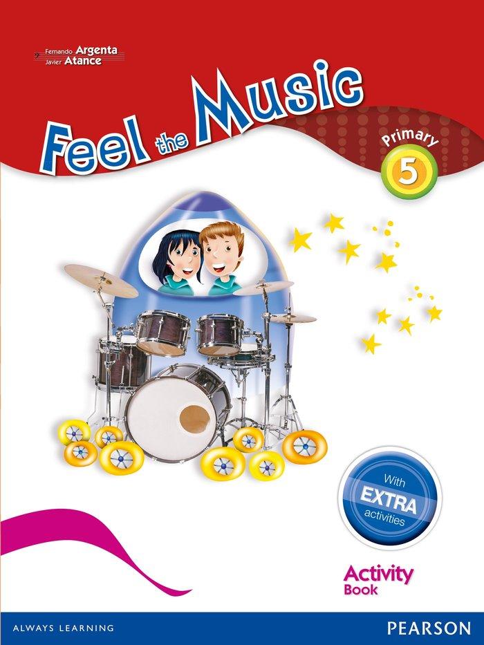 Feel the music 5ºep wb 15 pack