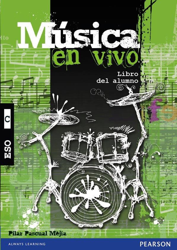 Musica en vivo eso c libro pack 16