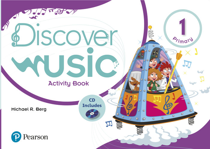 Discover music 1 wb 18 pack