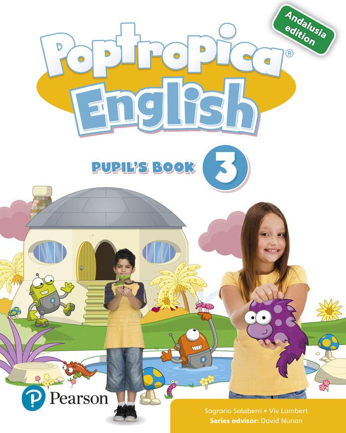 Poptropica english 3ºep st andalucia 19