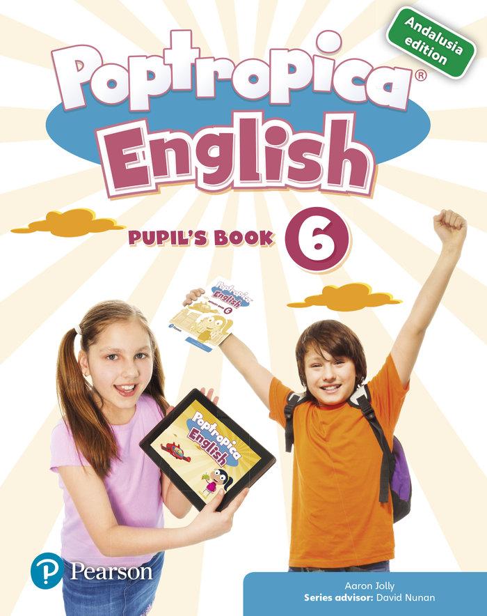 Poptropica english 6ºep st andalucia 19