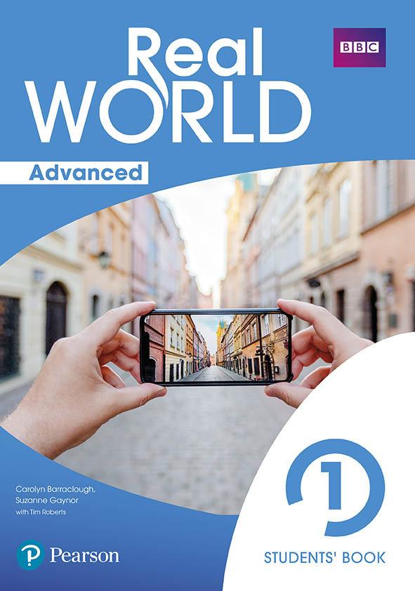 Real world advanced 1ºeso st +digital st code 21