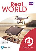 Real world 4ºeso st +digital code+myenglishlab cod