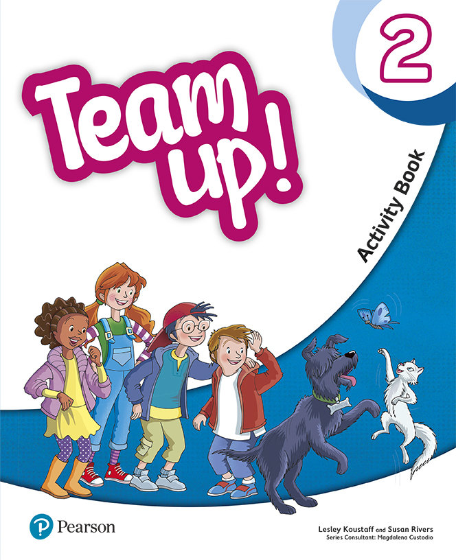 Team up! 2 wb +digital wb+practice access code 21