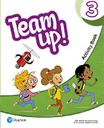 Team up! 3 wb +digital wb+practice access code 21