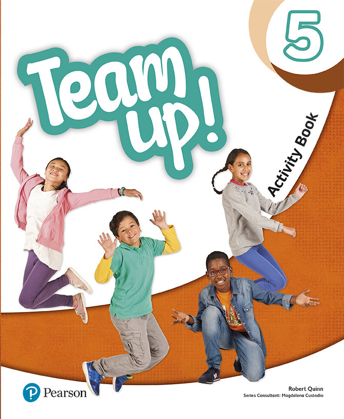 Team up! 5 wb +digital wb+practice access code 21