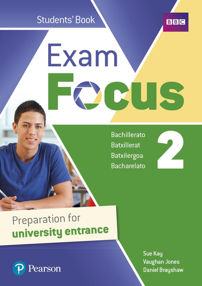 Exam focus 2 st print & digital interactives