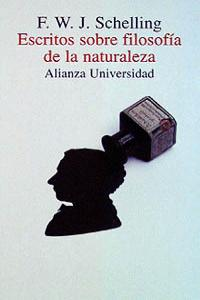 Escritos sobre filosofia de la naturaleza