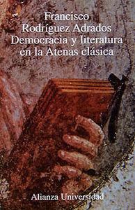 Democracia y literatura en la atenas clasica