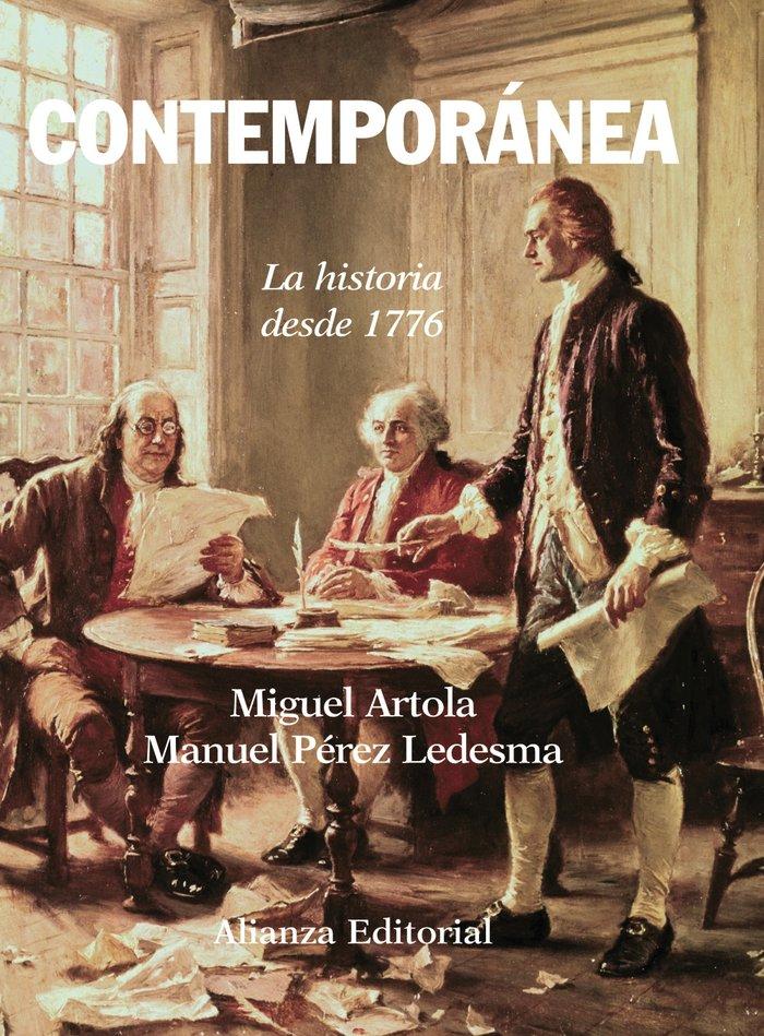 Contemporanea historia desde 1776