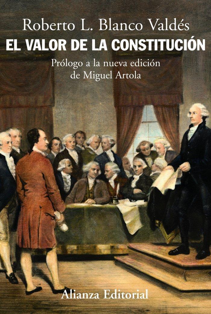 Valor de la constitucion