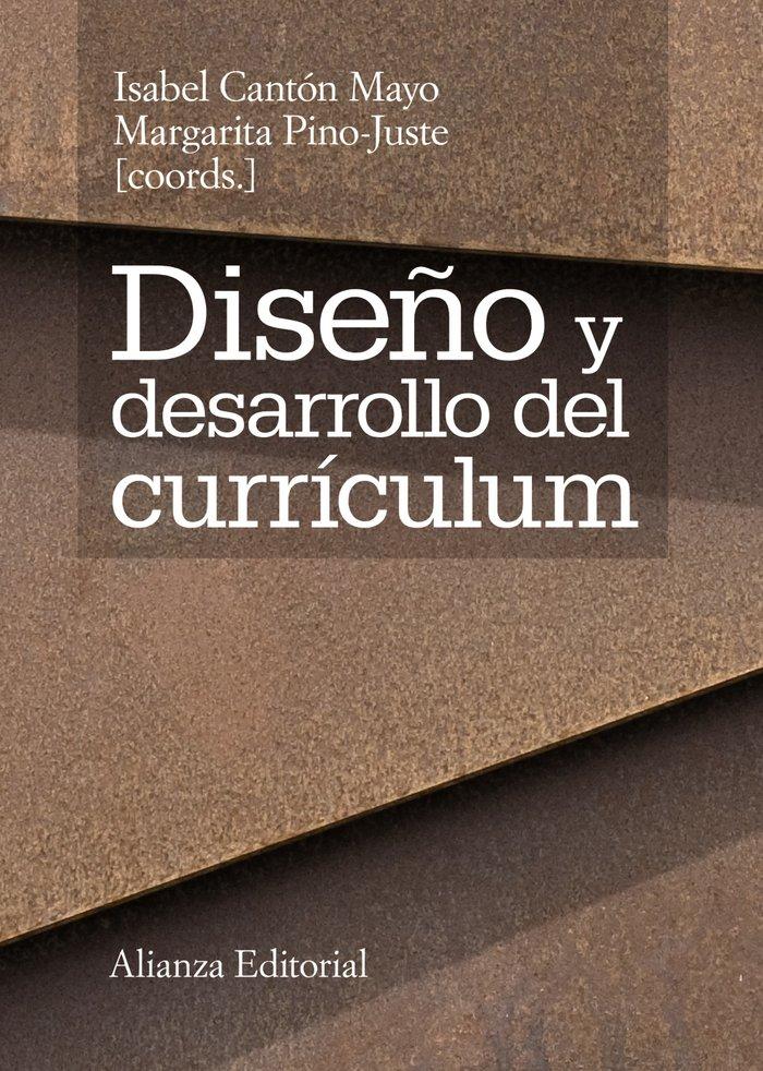 Diseño y desarrollo del curriculum