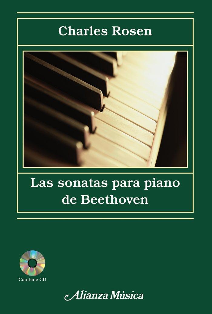 Sonatas para piano de beethoven,las