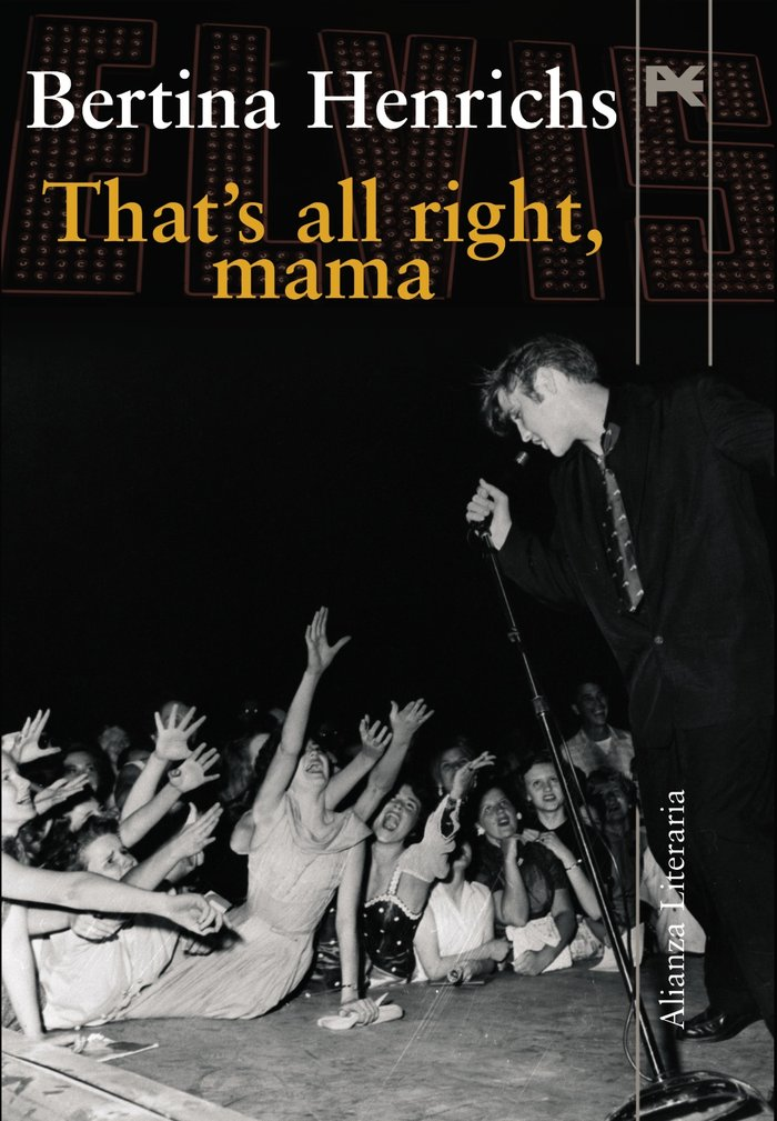That ' s all right, mama
