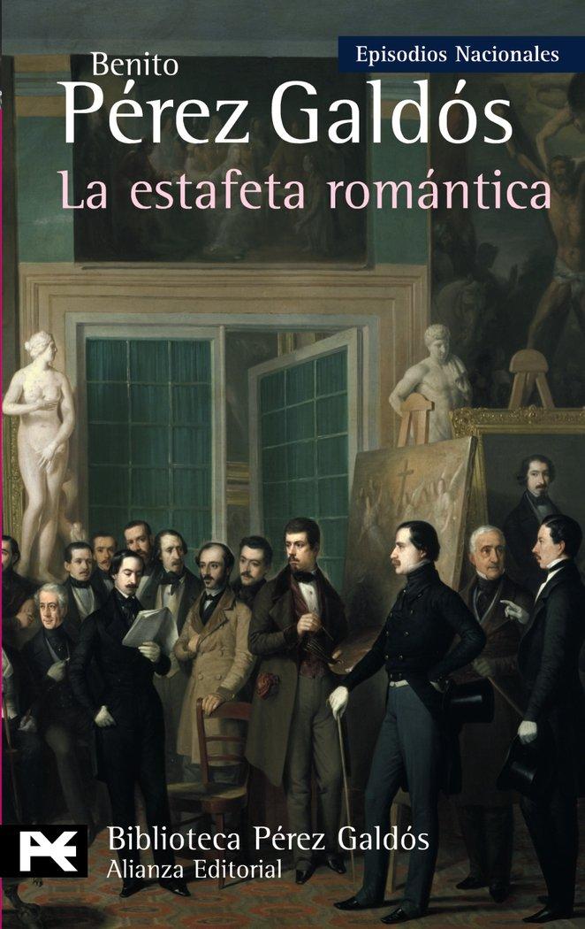 Estafeta romantica,la