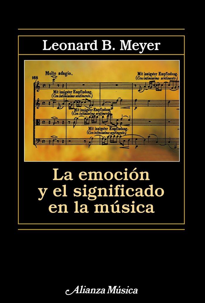 Emocion y significado en la musica