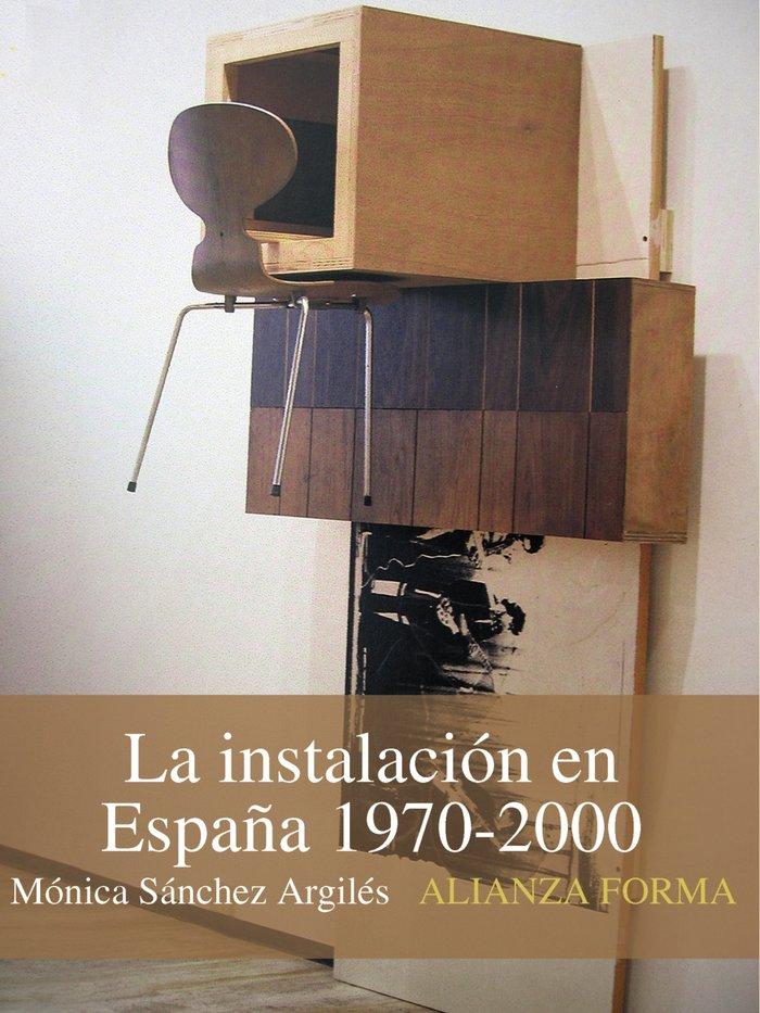 Instalacion en españa 1970-2000,la