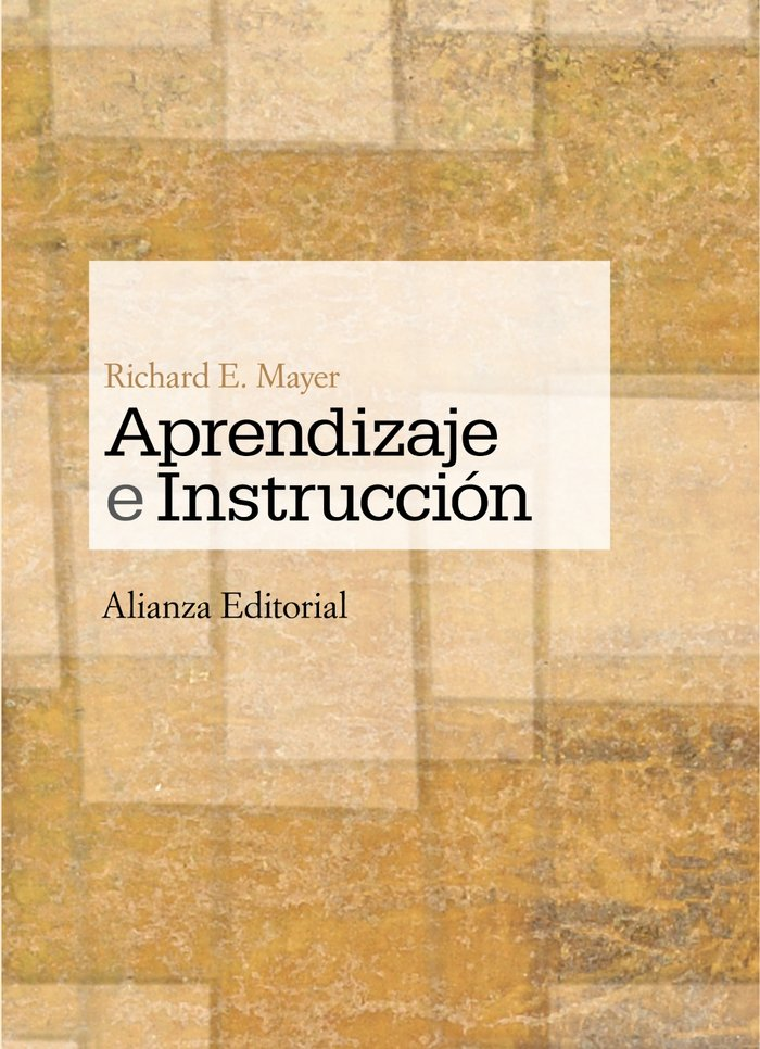 Aprendizaje e instruccion