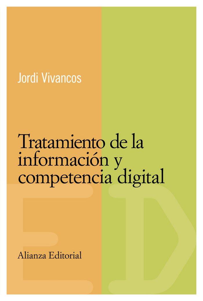 Tratamiento de la informacion y competencia digital