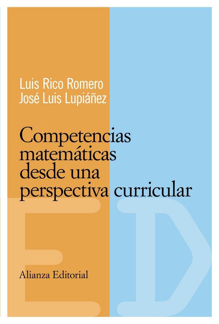 Competencias matematicas desde una perspectiva curricular