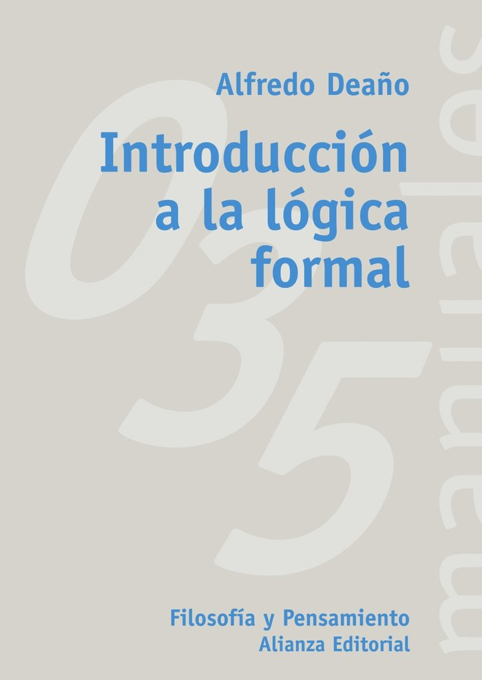 Int.a la logica formal