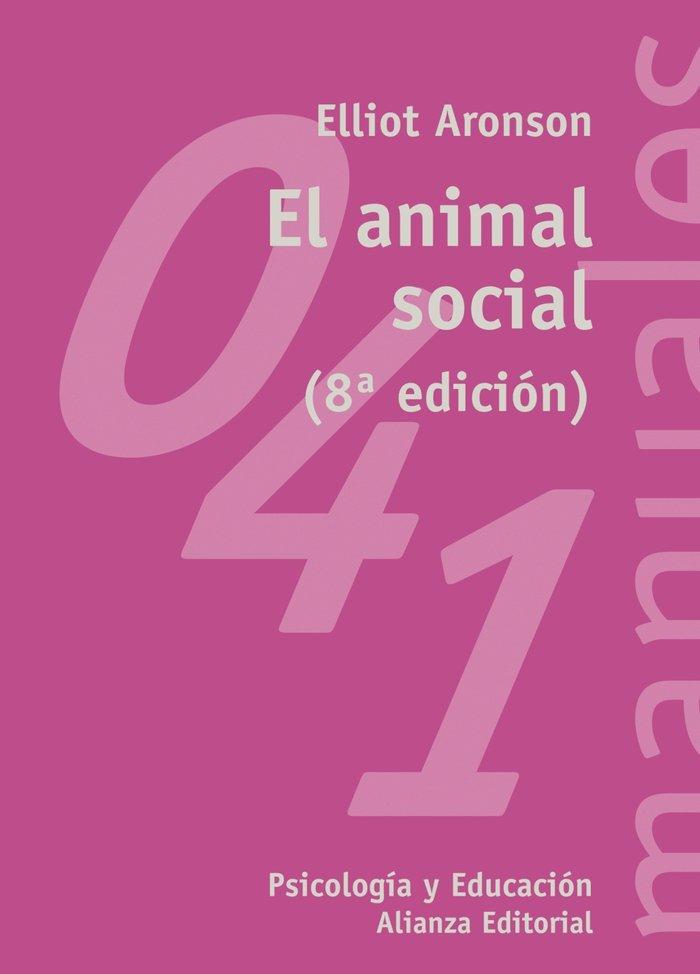 Animal social 8ªed