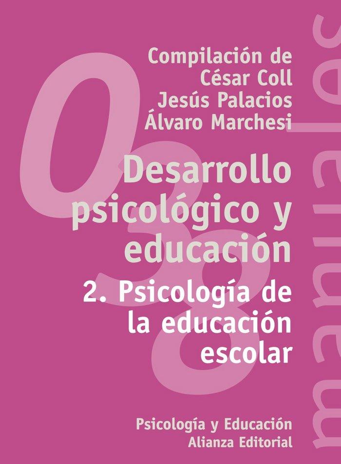 Desarrollo psicologico y educacion, 2