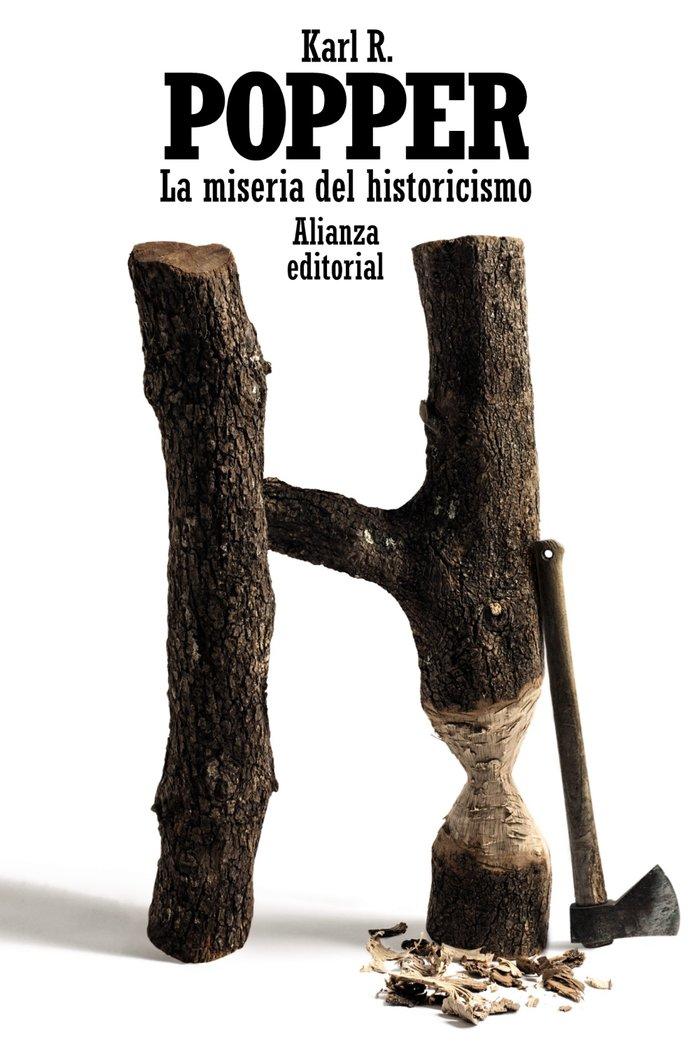 Miseria del historicismo,la