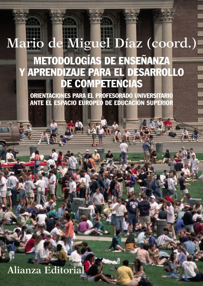 Metodologias de enseñanza y aprendizaje para el desarrollo d
