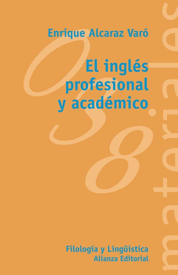 Ingles profesional y academico,el