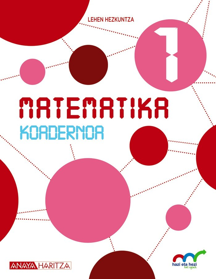 Matematika 1. koadernoa