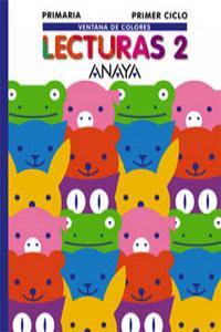 Lecturas 2ºep ventana de colores anaya