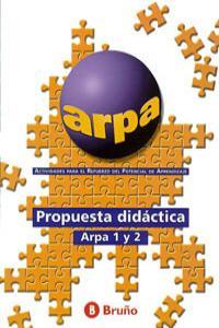 Propuesta didactica arpa 1 y 2