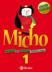 Micho 1 cartilla