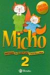 Micho 2 cartilla