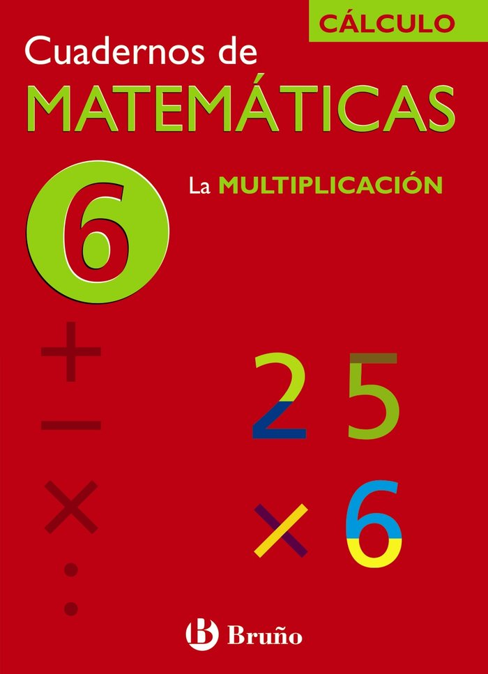 Cuaderno matematicas 6 ne 06                      brumat29ep