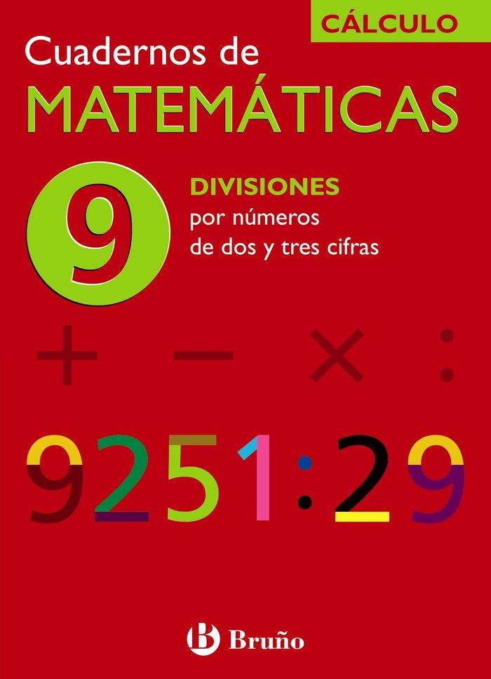 Cuaderno matematicas 9 ne 06                      brumat29ep
