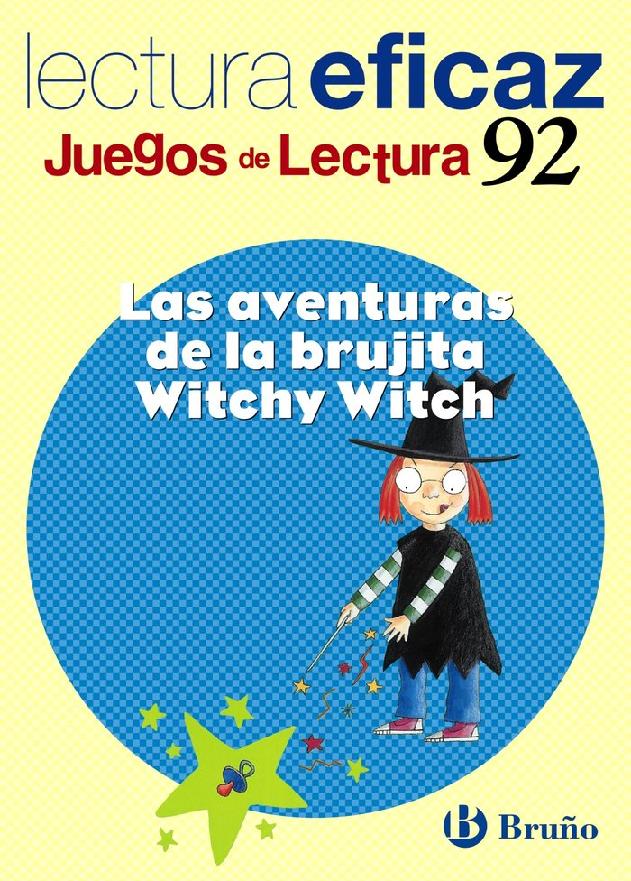 Aventuras brujita witchy witch juegos lectura ne