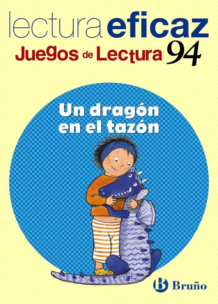 Un dragon en el tazon juegos lectura ne nº94