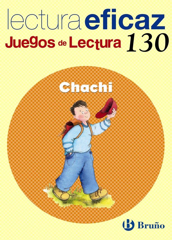 Chachi juegos lectura nº130 ne