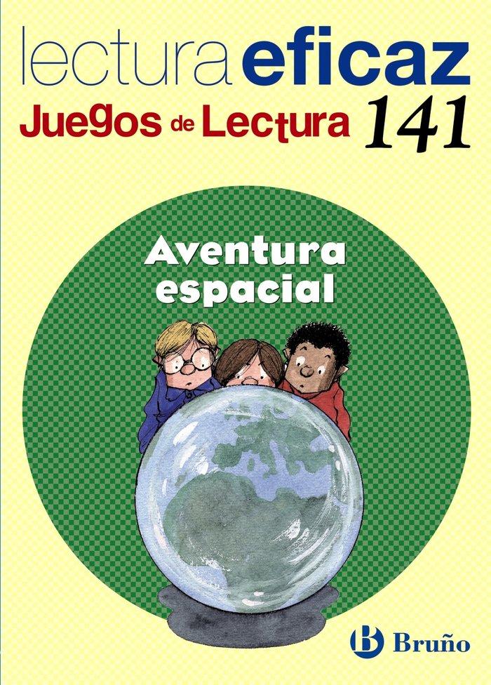 Aventura espacial juegos lectura nº141