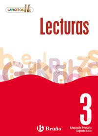 Lecturas 3ºep lapiceros 08